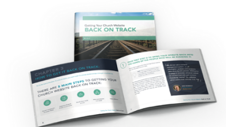 Getting Your Church Website Back On Track