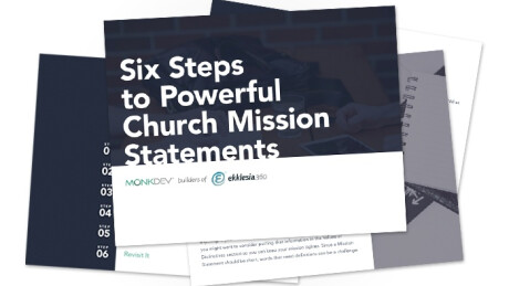 Six Steps to Powerful Church Mission Statements