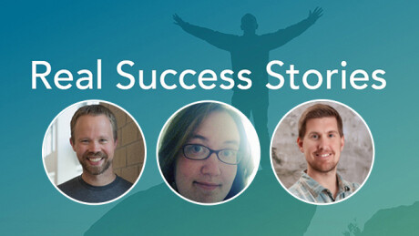 Real Success Stories from Real Communicators