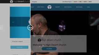 Case Study: Multi-site Church High Desert