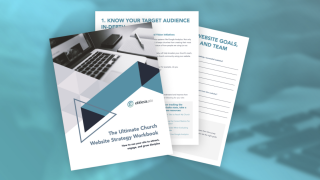 The Ultimate Church Website Strategy Workbook